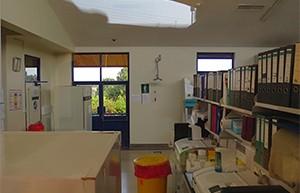 Gates Clinic in Rakai